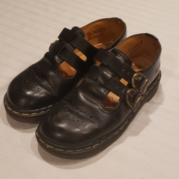 Dr. Martens Shoes - Dr. Martens Mary Jane